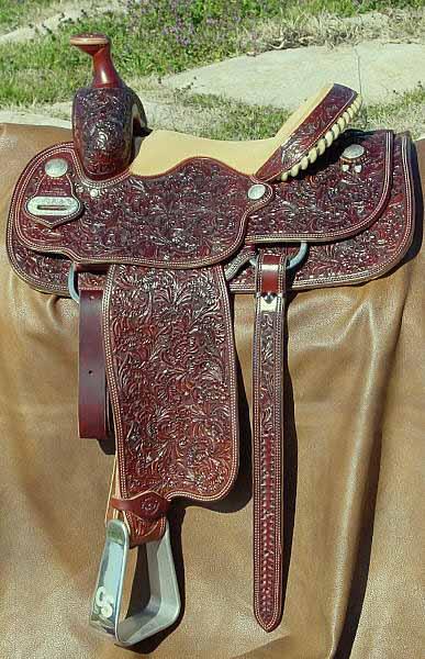 ROPRO Training Systems: Upfront Custom Western Saddles